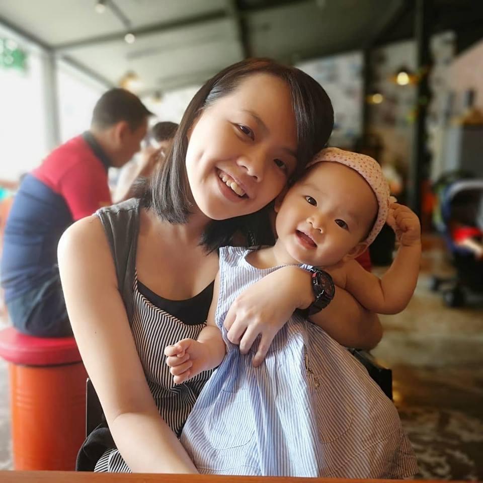 mummy and tian xin
