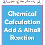 Chemical Calculation of Acid Alkali Reaction Cover image
